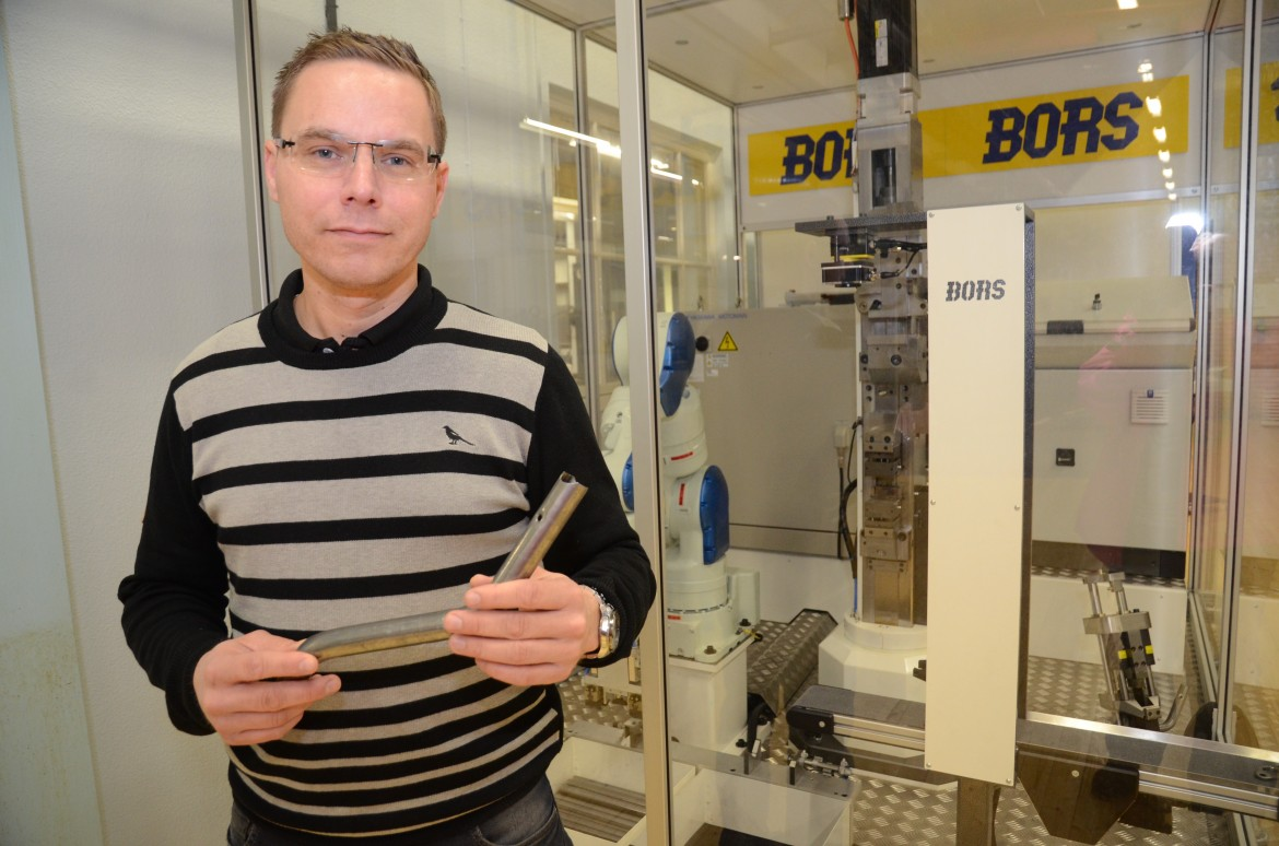 Bors Automation Anders Henriksson
